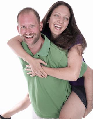 Magdalena und Andreas Hacklinger machen den Anfang mit Dir!