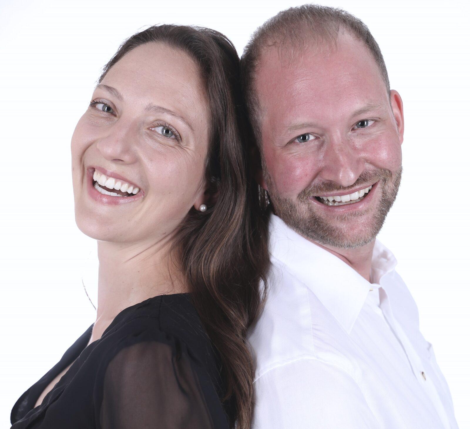 2Macha - Magdalena und Andreas