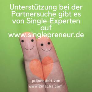 Single-Unterstützung bei der Partnersuche
