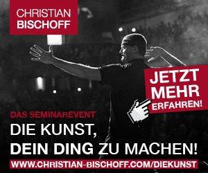 Christian Bischoff Banner