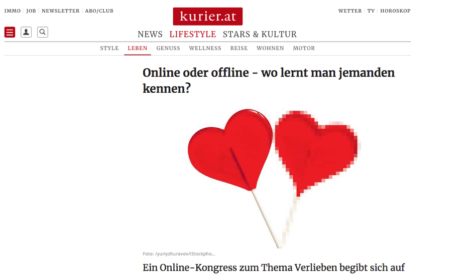 2Macha im Kurier.at