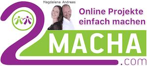 2macha.com Magdalena und Andreas Hacklinger
