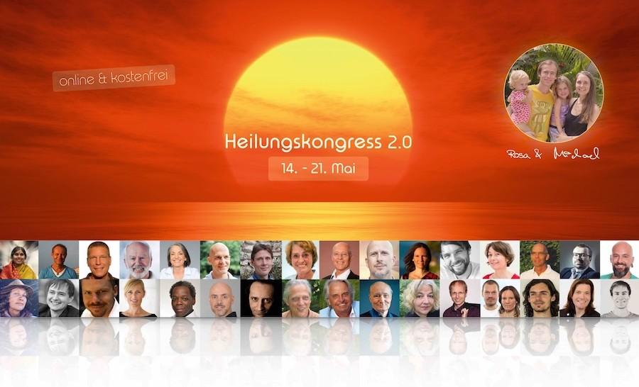 Übersicht Online Kongress-Heilungskongress