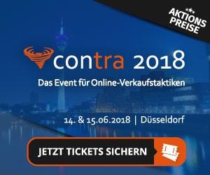 Übersicht Online Kongress und Events im Juni-Contra2018