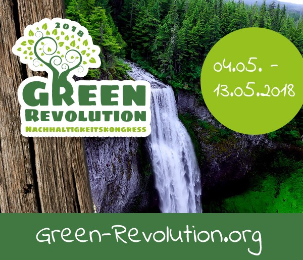 Green revolution online kongress