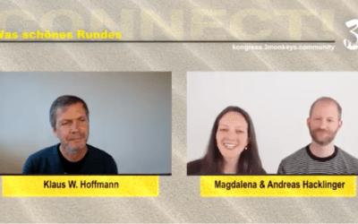 Über Zusammenarbeit im Online Business – Interview beim CONNECT! Kongress