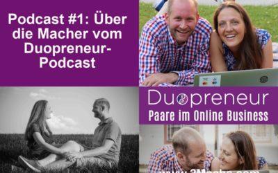 Motivation als Paar einen Podcast zu starten