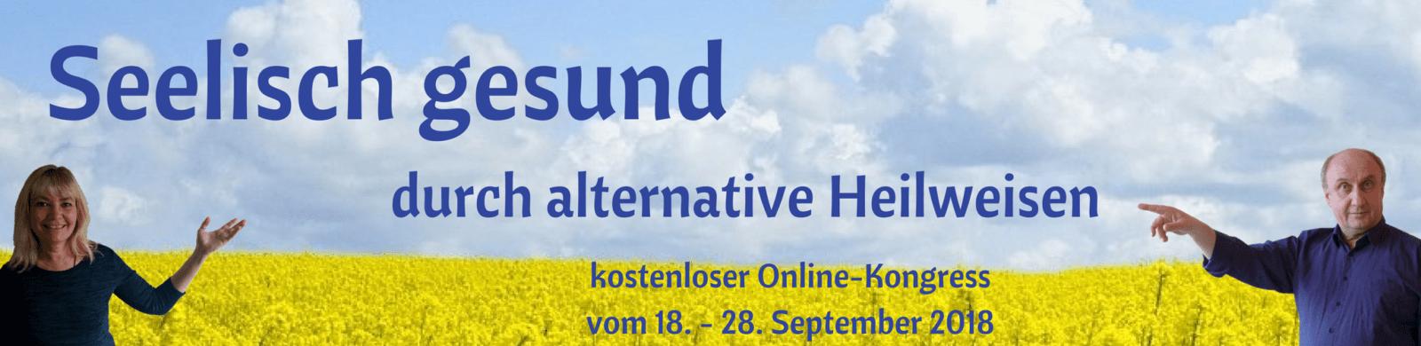 Onlinekongresse Herbst 2018