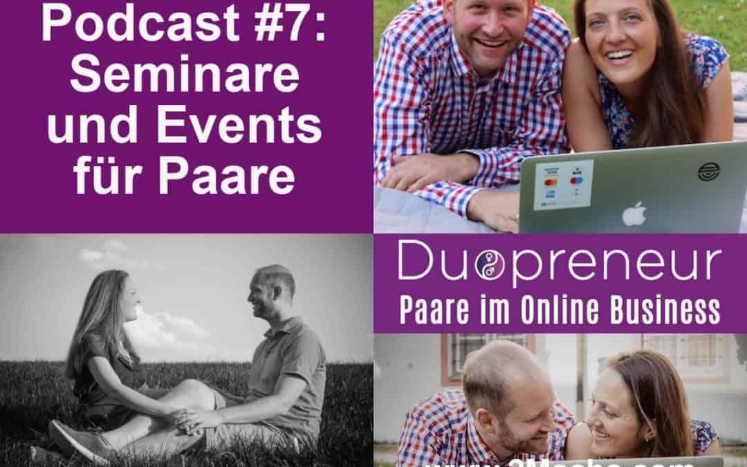 Duopreneur-Podcast für Paare im Online Business: #7 Persönlichkeitsentwicklung für Paare