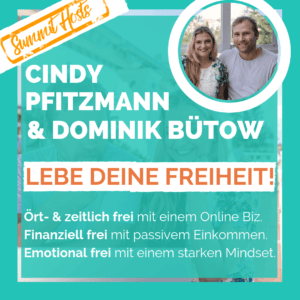 Cindy und Dominik The Freedom Crowd